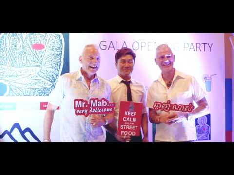 Mr  Mab 123 Global Street Food   Phnom Penh