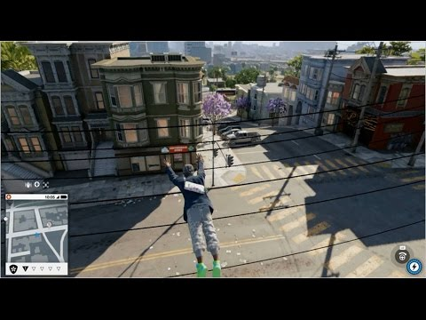 Watch Dogs Parkour video | NYParkour.com