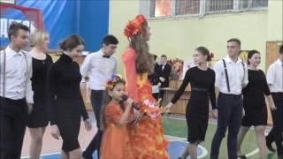 Осенний бал 2016// Школьное телевидение// Школа №31// Курск