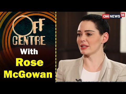 Rose McGowan Interview | Off Centre With Anuradha Sengupta | CNN-News18
