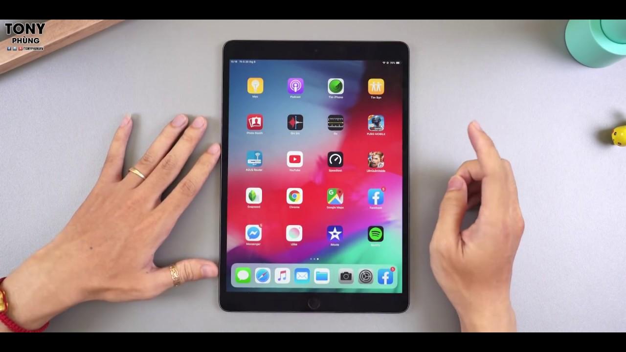 iPad Air 2019 TO mà NGON vãi