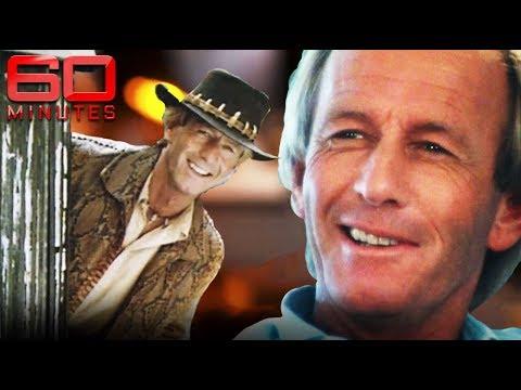 Crocodile Dundee Made Aussie Star Paul Hogan A Multi-millionaire | 60 Minutes Australia