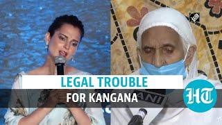 Kangana Ranaut gets legal notice for fake tweet on Bilkis Bano