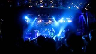 Ektomorf - Intro and Rat War live Backstage Munich München 03.01.2010
