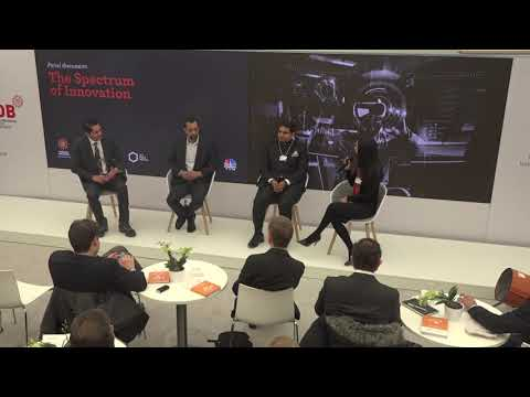 Raj Ganguly at Technologies for Tomorrow Davos 2019 #4