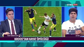Dünya Kupası Ekranı I Güney Kore-Meksika, Belçika-İsveç, Almanya-Tunus