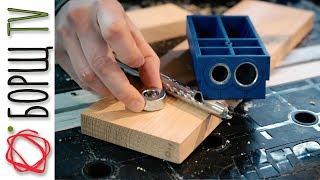Необычные инструменты для деревообработки | Обзор инструментов от KREG
