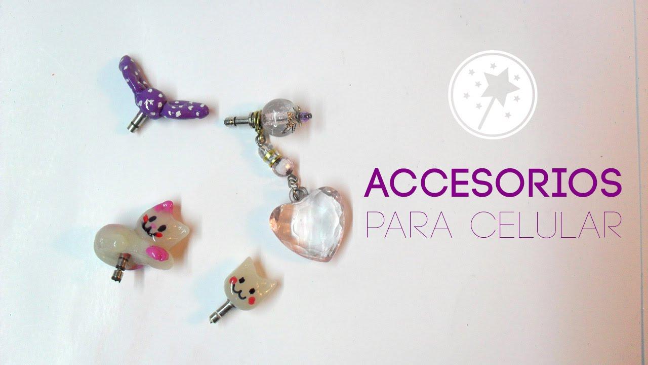 Accesorios para celular bruja creativa youtube - Accesorios para decorar ...