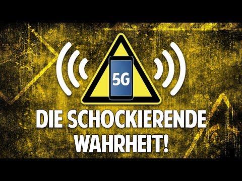 Dringende Warnung vor 5G - Die schockierende Wahrheit!