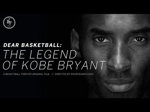 Dear Basketball: The Legend of Kobe Bryant (Retirement Tribute Mix)