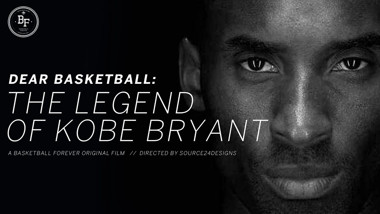 4baa1518b Dear Basketball  The Legend of Kobe Bryant (Oscar Mix) - YouTube