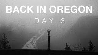 Back in Oregon, Day 3 ~ Bronica SQ-Ai, Holga, HP5+