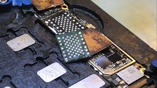 Жөндеу iPHONE 6 PLUS қосылмайды , істен шығады Мәскеу қ.