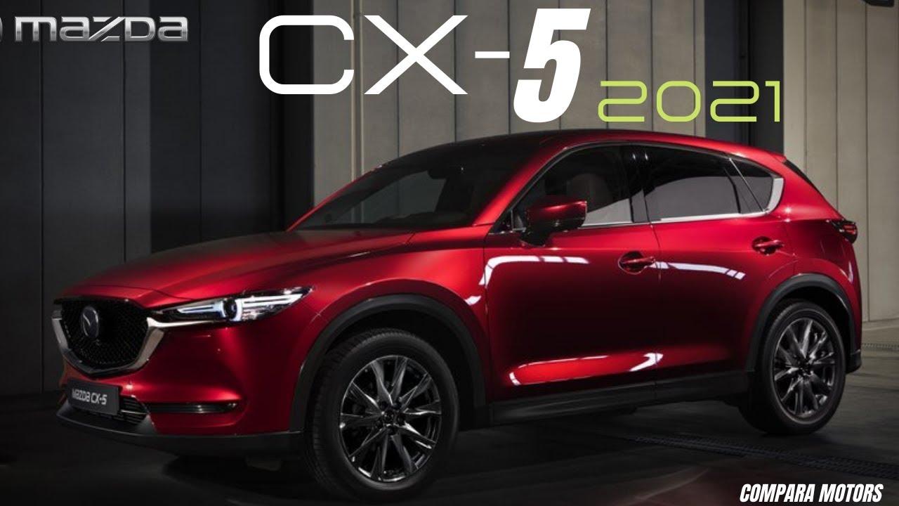 2021 Mazda Cx 5 Specs