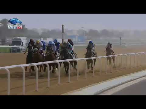 Dubai World Cup 2018 | Race 1- Godolphin Mile Sponsored By Mohammed bin Rashid Al Maktoum City
