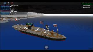 WELP THE WORLD SHRUNK|| tiny ship sim roblox||