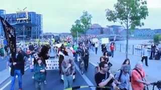 Frieden mit Russland ll Freiheit statt Angst ll Berlin gegen Krieg ll Demo 30.8.14