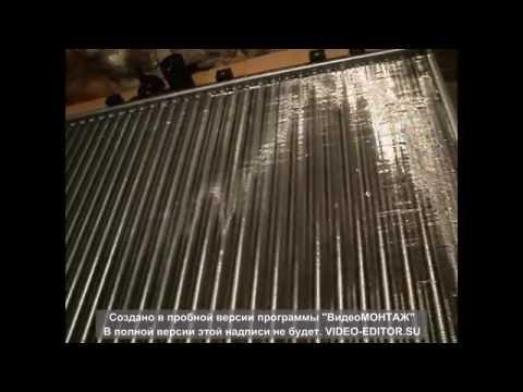 ЗАМЕНА РАДИАТОРА И ПРОБЛЕМЫ В ПРОЦЕССЕ Митцубиси Лансер Цедиа, 9 GDI 4WD (MITSUBISHI LANCER CEDIA)