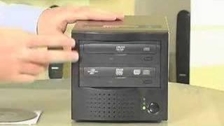 GetConnected - Tech Look - Aleratec CD/DVD Burner