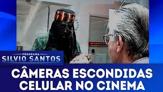 Celular no Cinema   Câmeras Escondidas (14/10/18)