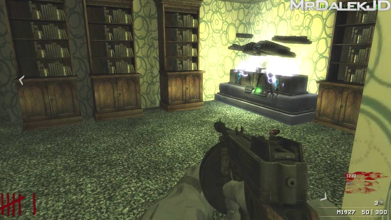 CALL OF THE DEAD SCAVENGER!\