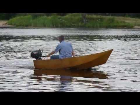 Лодка своими руками. Как построить каноэ в две руки // FORUMHOUSE .