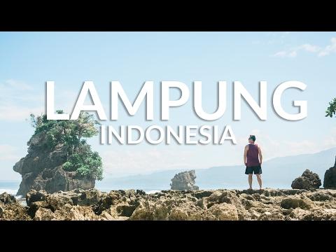 Wisata Pulau Pisang - Krui - Lampung - Indonesia