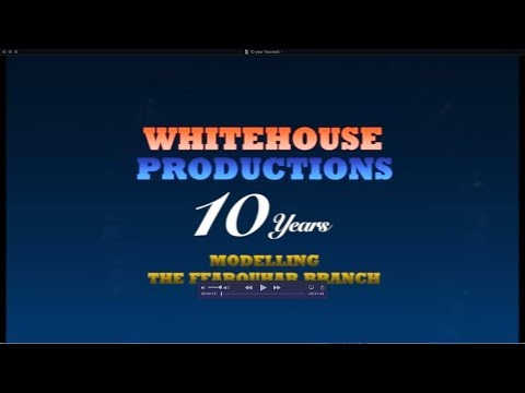 Whitehouse Productions Modelling Workbench: 10 Year Anniversary Special