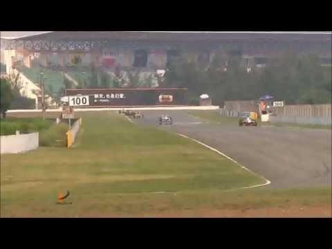 Asia Formula Renault Round 6, June 14-2014@Zhuhai International Circuit