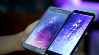 معاينة ارخص هواتف سامسونج Galaxy J4 | Galaxy J6