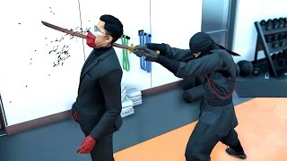 Hitman Funny Moments Compilation #15 ( Ninja: Hokkaido - Situs Inversus / Fails Plays )