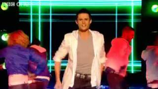 Mark: Rock Your Body - Eurovision 2009: Your Country Needs You  Semi Final - BBC One