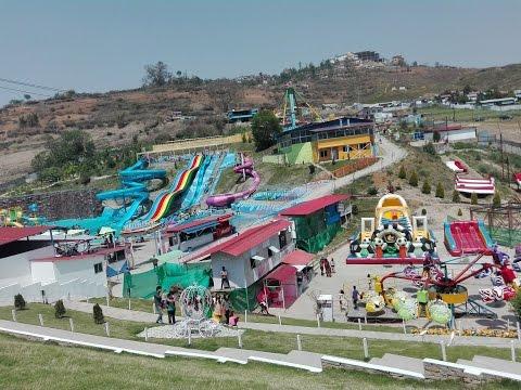 Whoopee Land II Chobhar, Kathmandu II Amusement and Water Park
