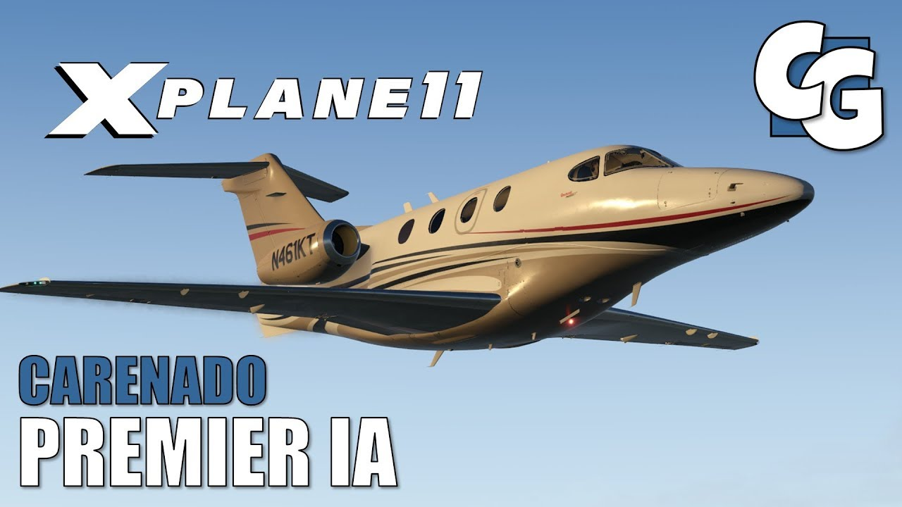 X-Plane 11 - Carenado Premier IA - Common Issues & Workarounds