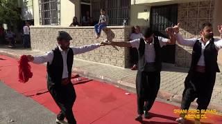 2018/2019 Yılına En Kral Oyuncuları Diyarbakır Halayı Forklor Üstadları Oynuyor GraniFero
