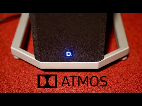Dolby Atmos Height Speaker Module Review (Definitive Technology A90 Pair)