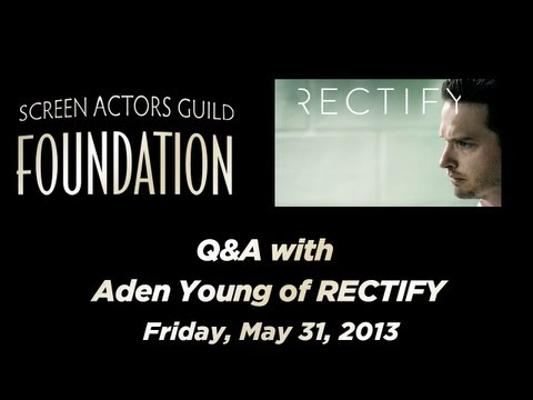 Conversations with Aden Young of RECTIFY