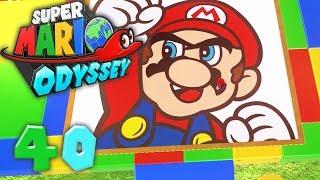 SUPER MARIO ODYSSEY #40 - Der super coole Mario-Baukasten ★ Let's Play: Super Mario Odyssey