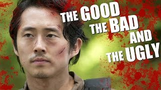 Is Glenn Alive? the Good, the Bad & the Ugly! Walking Dead Season 6