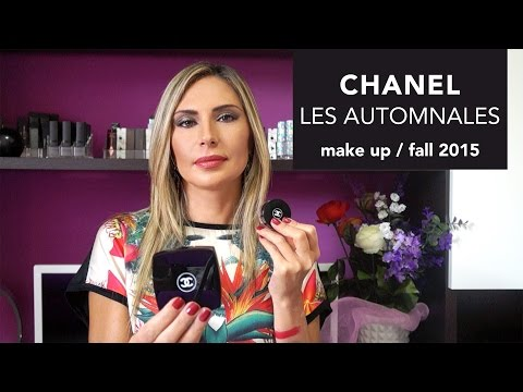 CHANEL LES AUTOMNALES | Collezione make up autunno 2015