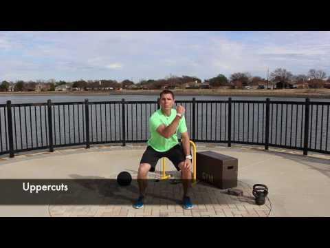 Uppercuts Cardio Exercise