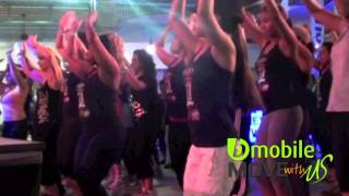 bmobile zumba session 10