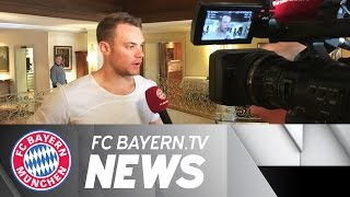 Neuer after the tough win in Freiburg