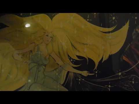 ORIGINAL HIPPIE ROCK 1967 BEATLES ART POSTER LSD LUCY IN THE SKY WITH DIAMONDS