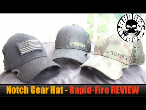My Everyday Carry (EDC) Hat | Notch Gear — Rapid-Fire Review