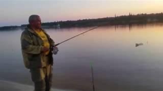 рыбалка река ПУР п.СТАРЫЙ УРЕНГОЙ
