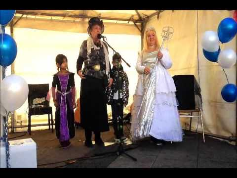 Opening of the Eltham Arts Winter Festival, 31 October 2015