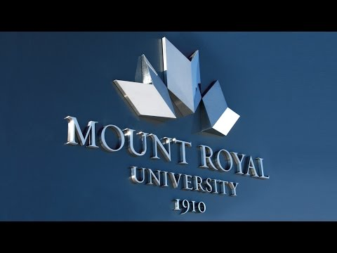 Mount Royal University Spring 2017 Convocation - Health Community Education