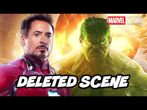 Avengers Endgame Hulk Ending Scene – Deleted Scenes and New Hulk Marvel Movies Breakdown