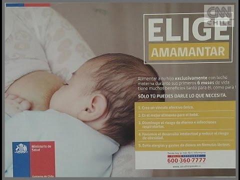 Ministerio de Salud lanz� campa�a Elige Amamantar
